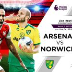 Watch Live: Arsenal Vs Norwich City (Stream Now)