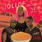 Lyrics: DJ Cuppy ft. Rema, Rayvanny – Jollof On The Jet