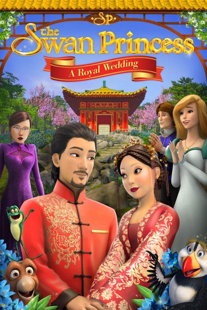 The Swan Princess: A Royal Wedding (2020) mp4