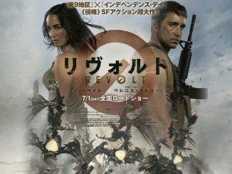 Revolt (2017) mp4 download
