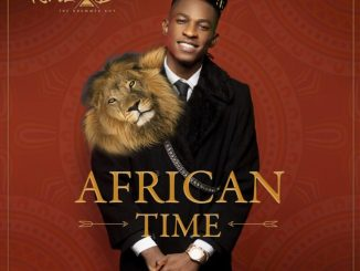 Kriz-Beatz African Time Album