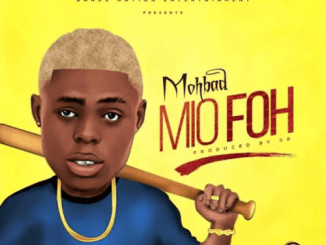 Mohbad Mi O Foh mp3 download