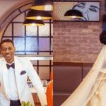 Lateef Adedimeji and Adebimpe Oyebade surprise people with wedding Photos