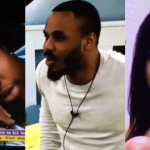 #BBNaija2020: Dorathy confronts Ozo over the situationship (triangle) between him, herself and Nengi, Ozo explains himself (Watch Video)