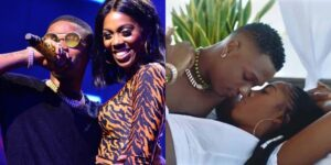 See The Romantic Message Tiwa Savage Sent To Wizkid As He Celebrates His Birthday