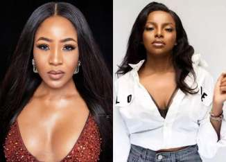 #BBNaija2020: You have an issue with me because of Kiddwaya – Erica confronts Wathoni in fight (Video)