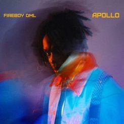 """Fireboy DML Release Tracklist & Art Cover For """"Apollo"""" Album"""