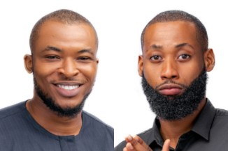 #BBNaija2020: Eric And Tochi Become The Second Set Of Housemates To Be Evicted From The BBNaija House
