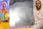 #BBNaija2020: Erica And Kiddwaya Caught KNACKING Under The Duvet Last Night (Watch Video)