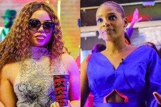 #BBNaija2020: Big Brother Issues FINAL WARNING To Nengi And Kaisha For Fighting In The House (Watch Video)