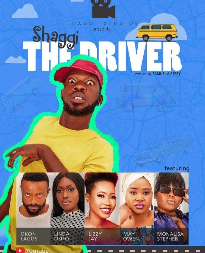 Shaggi The Driver (2020) Comedy Movie