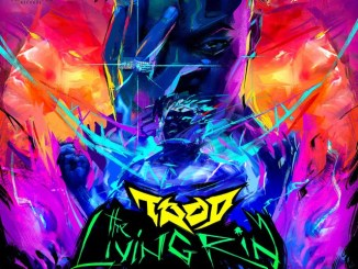 Trod The LivinGrin album