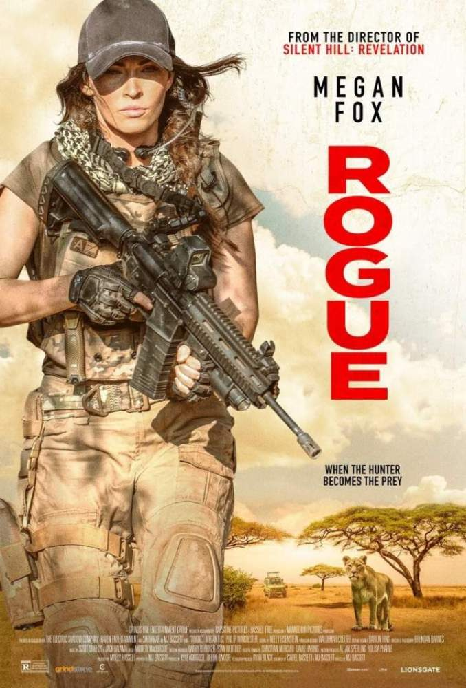 Rogue (2020) mp4 download
