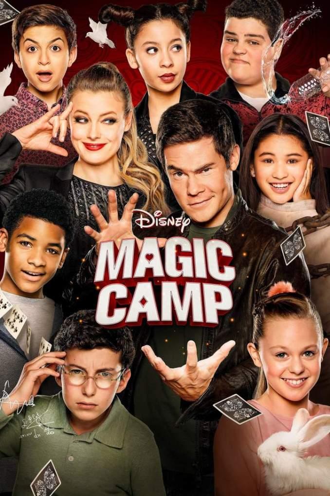 Magic Camp (2020) mp4