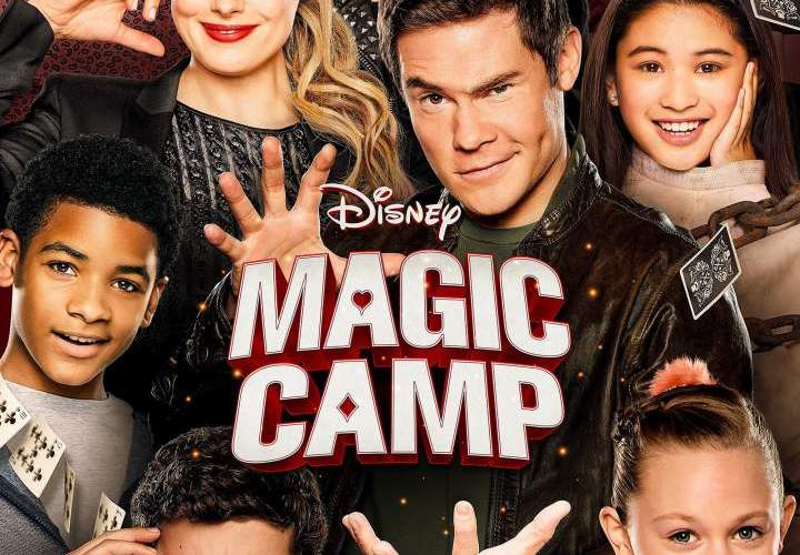 Magic Camp (2020) mp4