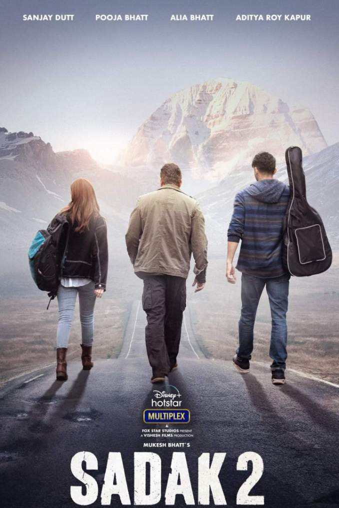 Sadak 2 (2020) mp4 download