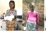 """""""Jesus, I Can't Believe This"""" – Nigerians React As 11-Year-Old Girl Put A Child To Bed In Jos [Photos]"""