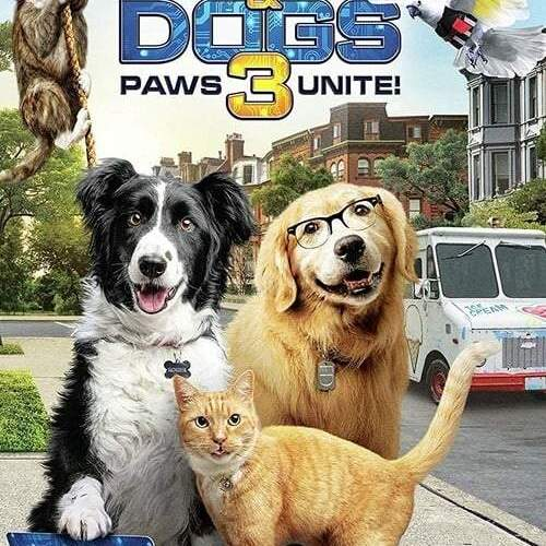 Cats & Dogs 3: Paws Unite (2020) mp4 download