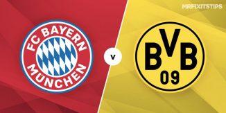 STREAM LIVE: Bayern Munich Vs Borussia Dortmund [Watch Now] DFL SUPER CUP