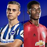 STREAM LIVE: Brighton Vs Manchester United [Watch Now] Premier League 2020/2021