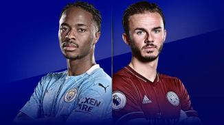 STREAM LIVE: Manchester City Vs Leicester City [Watch Now] Premier League 2020/2021