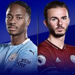 STREAM LIVE: Manchester City Vs Leicester City [Watch Now] Premier League 2020/2021
