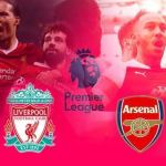 STREAM LIVE: Liverpool Vs Arsenal [Watch Now] Premier League 2020/2021