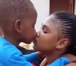 Lady Passionately Kissing A Little Boy Got People Angry (VIDEO)