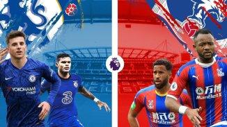 STREAM LIVE: Chelsea Vs Crystal Palace[Watch Now] Premier League 2020/2021