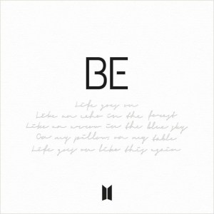 BTS – BE (DELUXE EDITION) Zip File