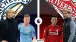 STREAM LIVE: Manchester City Vs Liverpool [Watch Now] Premier League 2020/2021