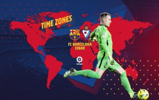 STREAM LIVE: Barcelona Vs Eibar [Watch Now] LA LIGA 2020/2021