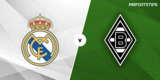 STREAM LIVE: Real Madrid Vs Borussia Moenchengladbach [Watch Now] Champions League 2020/2021