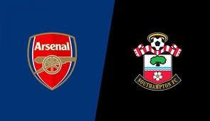 STREAM LIVE: Arsenal Vs Southampton [Watch Now] Premier League 2020/2021