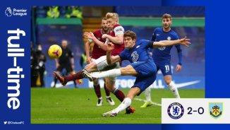 DOWNLOAD: Chelsea 2 – 0 Burnley –Goals & Highlights