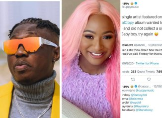 """""""Every single artist featured on my album did not collect a penny"""" – DJ Cuppy's old tweet resurfaces following drama with Zlatan"""