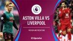 STREAM LIVE: Aston Villa Vs Liverpool [Watch Now] FA CUP 2020/2021