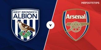 STREAM LIVE: West Bromwich Vs Arsenal [Watch Now] Premier League 2020/2021