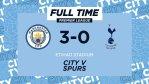 DOWNLOAD: Manchester City 3 – 0 Tottenham – Goals & Highlights