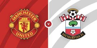 STREAM LIVE: Manchester United Vs Southampton [Watch Now] PREMIER LEAGUE 2020/2021