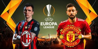 STREAM LIVE: AC Milan Vs Manchester United [Watch Now] EUROPA LEAGUE 2020/2021