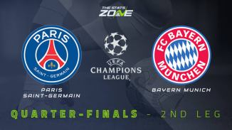 STREAM LIVE: PSG VS Bayern Munich [Watch Now] CHAMPIONS LEAGUE 2020/2021