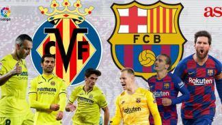 STREAM LIVE: Villarreal Vs Barcelona [Watch Now] LaLiga 2020/2021