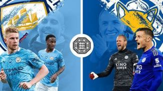 LIVE STREAM: Leicester City Vs Manchester City [COMMUNITY SHIELD 2021] Watch Now
