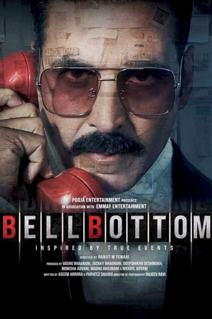 Download Movie: Bell Bottom (2021) [Indian]