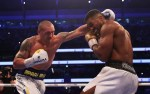 Anthony Joshua defeated: Oleksandr Usyk becomes heavyweight champion