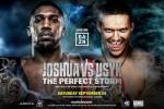 LIVE STREAM: Anthony Joshua vs. Oleksandr Usyk  (Watch Now)