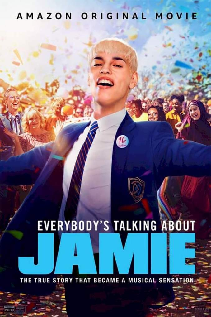 Download Movie: Everybody's Talking About Jamie (2021)