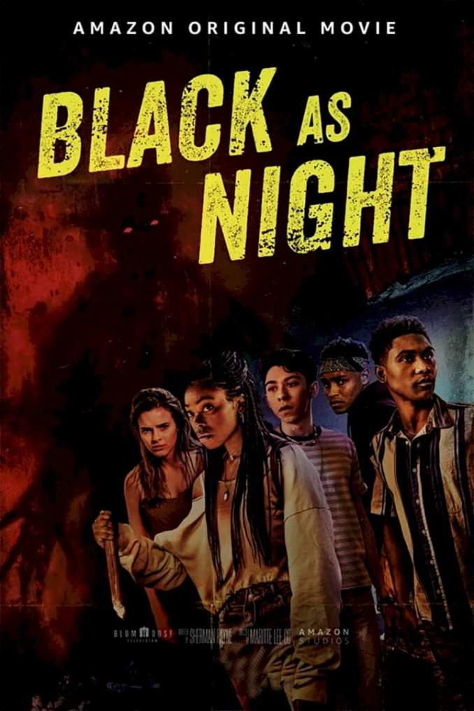 Black as Night (2021) – Hollywood Movie Download