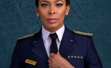 Tboss Attempts To Break The Internet As She Breastfeeds Her Baby (Photo)